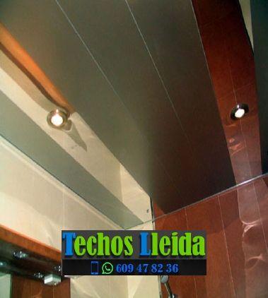 Presupuestos de techos de aluminio en Bossòst Lleida