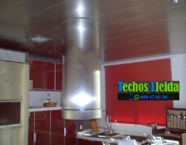 Presupuestos de techos de aluminio en Bovera Lleida