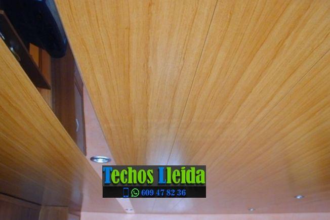 Presupuestos de techos de aluminio en Cabó Lleida