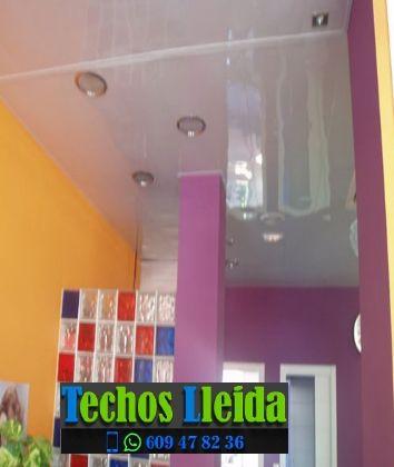 Presupuestos de techos de aluminio en Camarasa Lleida