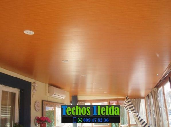 Presupuestos de techos de aluminio en Canejan Lleida