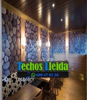 Presupuestos de techos de aluminio en Ciutadilla Lleida