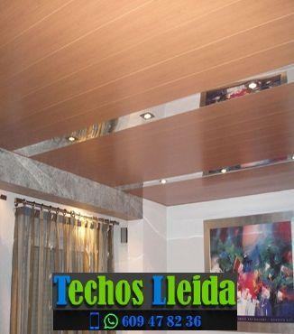 Presupuestos de techos de aluminio en El Vilosell Lleida