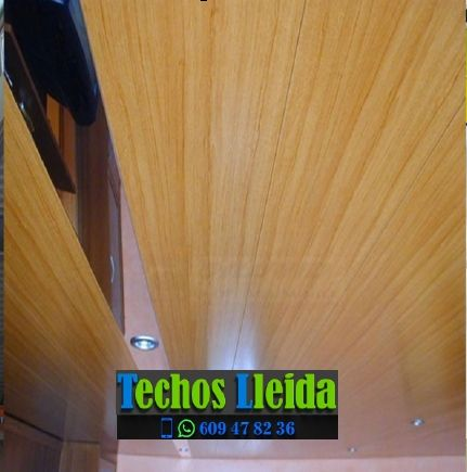 Presupuestos de techos de aluminio en Estamariu Lleida