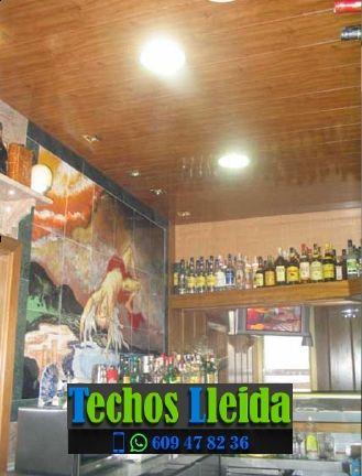 Presupuestos de techos de aluminio en Fulleda Lleida