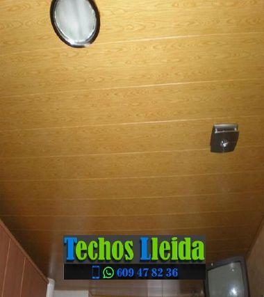 Presupuestos de techos de aluminio en Gósol Lleida