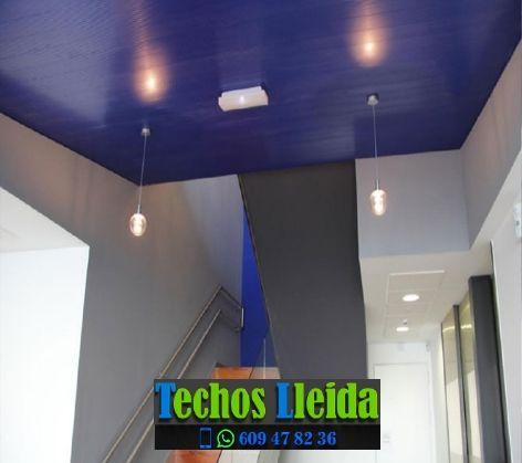 Presupuestos de techos de aluminio en Guimerà Lleida