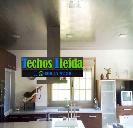 Presupuestos de techos de aluminio en Ivorra Lleida