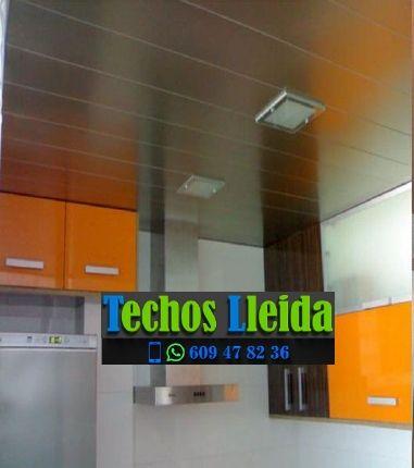 Presupuestos de techos de aluminio en La Vall de Boí Lleida