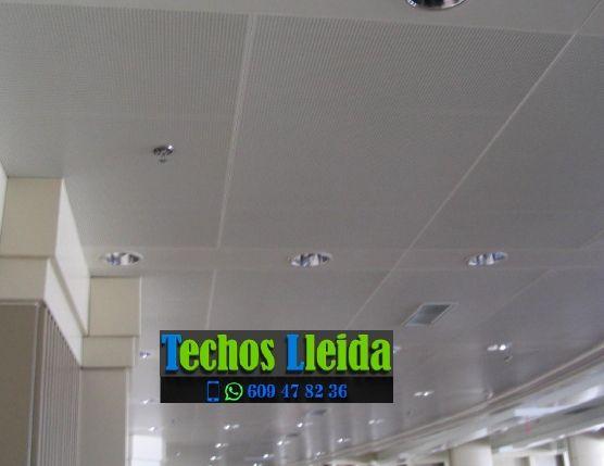 Presupuestos de techos de aluminio en Les Lleida
