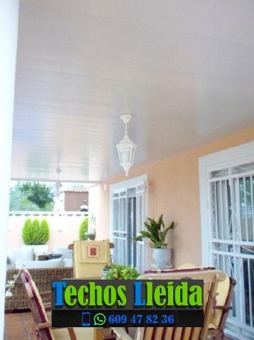 Presupuestos de techos de aluminio en Linyola Lleida