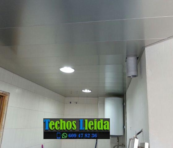 Presupuestos de techos de aluminio en Lladorre Lleida