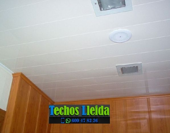 Presupuestos de techos de aluminio en Llimiana Lleida