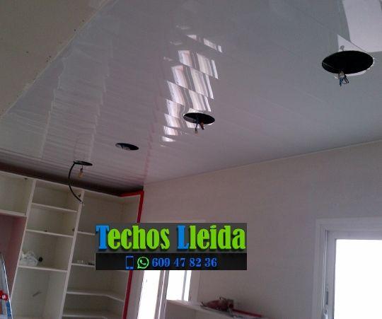 Presupuestos de techos de aluminio en Llobera Lleida