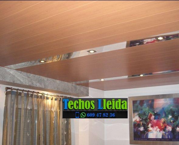 Presupuestos de techos de aluminio en Maldà Lleida