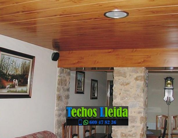 Presupuestos de techos de aluminio en Miralcamp Lleida