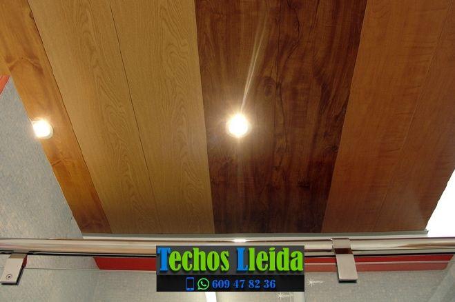 Presupuestos de techos de aluminio en Mollerussa Lleida