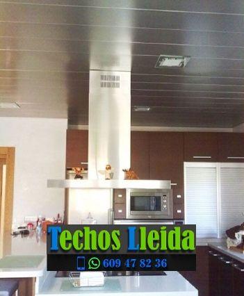 Presupuestos de techos de aluminio en Montgai Lleida