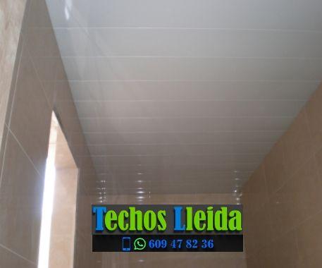Presupuestos de techos de aluminio en Navès Lleida