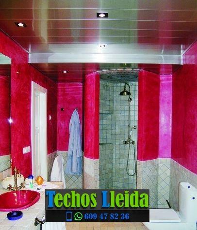 Presupuestos de techos de aluminio en Oliana Lleida