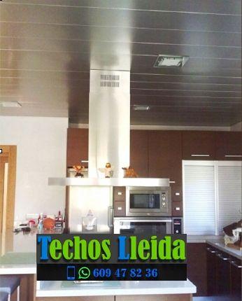 Presupuestos de techos de aluminio en Peramola Lleida