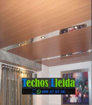 Presupuestos de techos de aluminio en Ponts Lleida