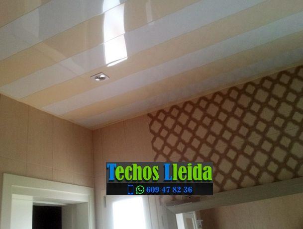 Presupuestos de techos de aluminio en Preixens Lleida