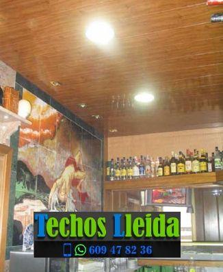 Presupuestos de techos de aluminio en Prullans Lleida