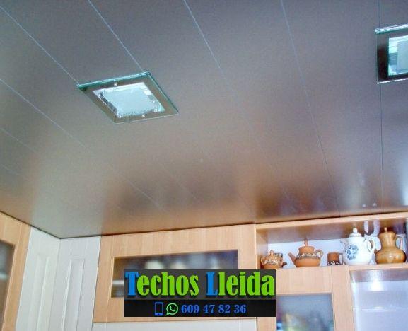 Presupuestos de techos de aluminio en Puigverd de Lleida Lleida