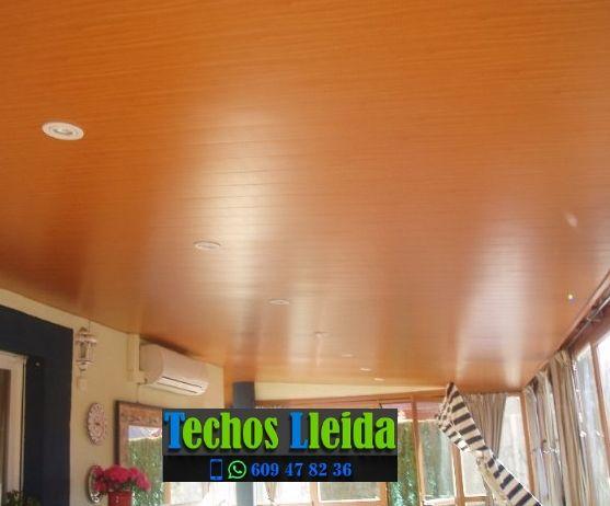 Presupuestos de techos de aluminio en Riner Lleida