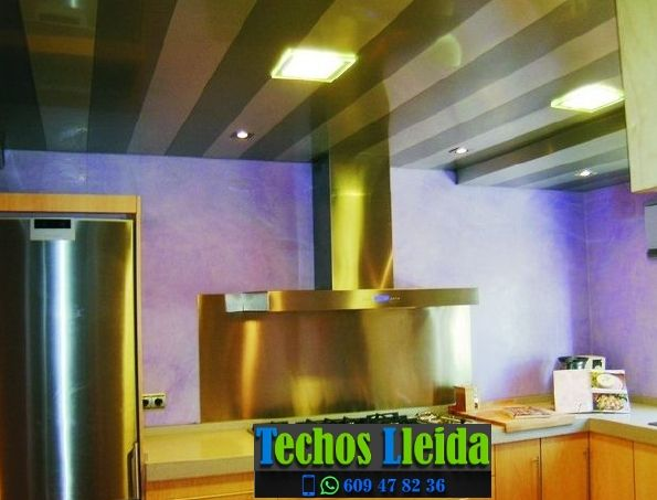 Presupuestos de techos de aluminio en Rosselló Lleida