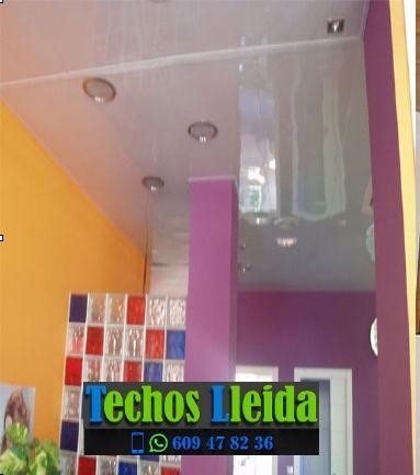 Presupuestos de techos de aluminio en Sanaüja Lleida
