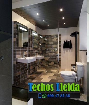 Presupuestos de techos de aluminio en Sant Esteve de la Sarga Lleida