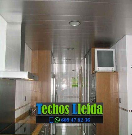 Presupuestos de techos de aluminio en Sant Guim de Freixenet Lleida