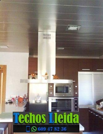 Presupuestos de techos de aluminio en Sant Martí de Riucorb Lleida