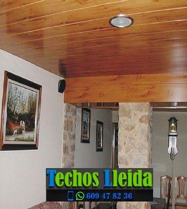 Presupuestos de techos de aluminio en Senterada Lleida