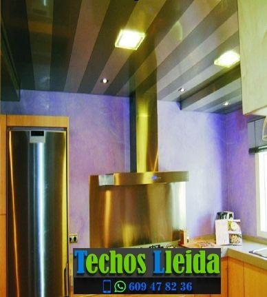 Presupuestos de techos de aluminio en Solsona Lleida