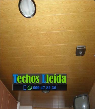 Presupuestos de techos de aluminio en Talarn Lleida