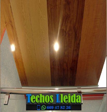 Presupuestos de techos de aluminio en Tarrés Lleida
