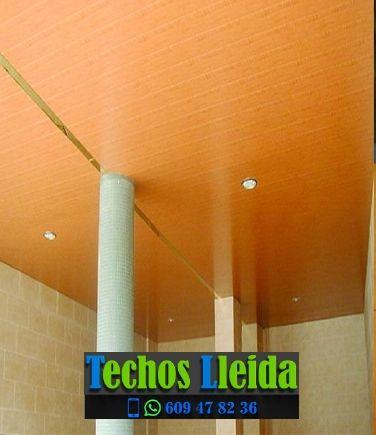 Presupuestos de techos de aluminio en Tírvia Lleida