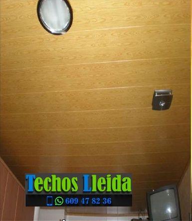 Presupuestos de techos de aluminio en Tornabous Lleida