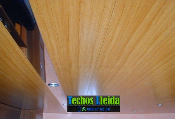 Presupuestos de techos de aluminio en Torre-serona Lleida