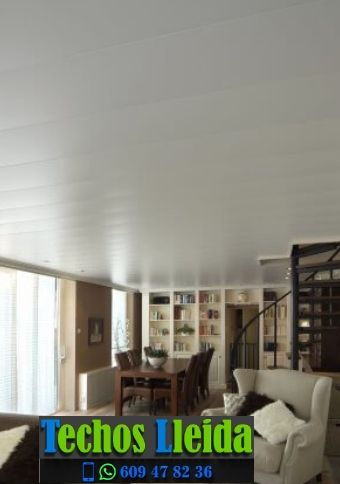 Presupuestos de techos de aluminio en Torrebesses Lleida