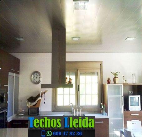 Presupuestos de techos de aluminio en Torrefarrera Lleida