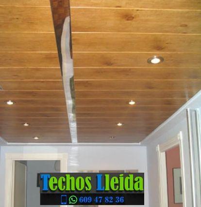 Presupuestos de techos de aluminio en Torrelameu Lleida