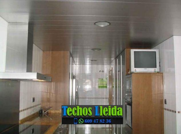Presupuestos de techos de aluminio en Torres de Segre Lleida