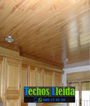 Presupuestos de techos de aluminio en Tremp Lleida