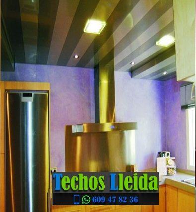 Presupuestos de techos de aluminio en Verdú Lleida