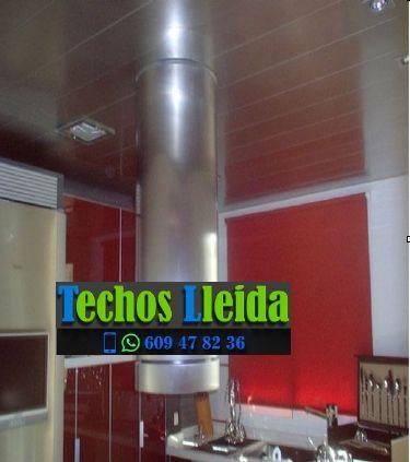 Presupuestos de techos de aluminio en Vila-sana Lleida