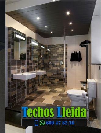 Presupuestos de techos de aluminio en Vilaller Lleida